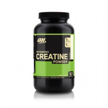Optimum Nutrition Micronized Creatine  (300 g, Unflavored)