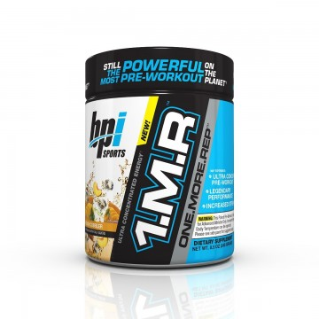 BPI Sports 1MR One More Rep Ultra Concentrated Energy Supplement - 30 Servings