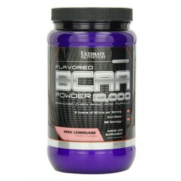 ULTIMATE NUTRITION BCAA POWDER 60 SERVINGS