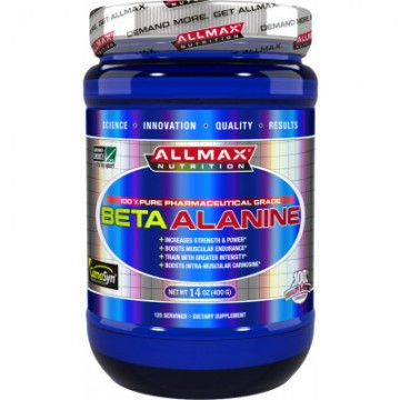 AllMax Nutrition Beta-Alanine 33 ser