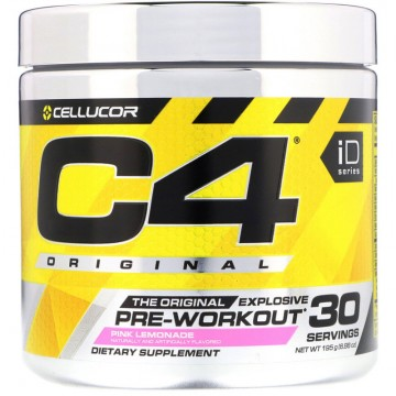 Cellucor C4 Original Explosive Pre-Workout 6.88 oz (195 g) 30ser