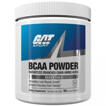 GAT BCAA POWDER 50 SERVINGS
