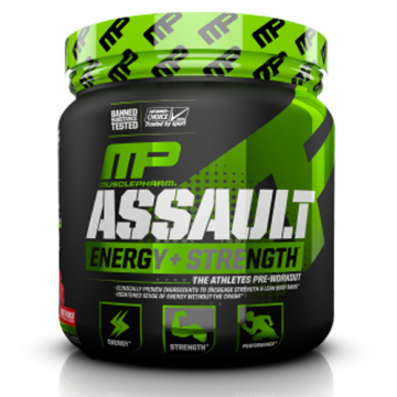 MUSCLEPHARM ASSAULT 30 SERVINGS