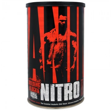 Universal Nutrition Animal Nitro The Essential Anabolic EAA Stack 44 Packs