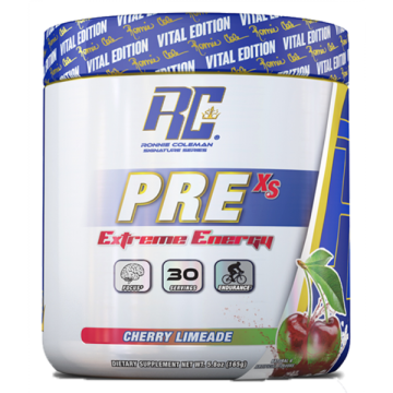 RONNIE COLEMAN PRE-XS EXTREME ENERGY 30SER