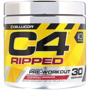 Cellucor C4 Ripped Pre-Workout  6.3 oz (180 g)