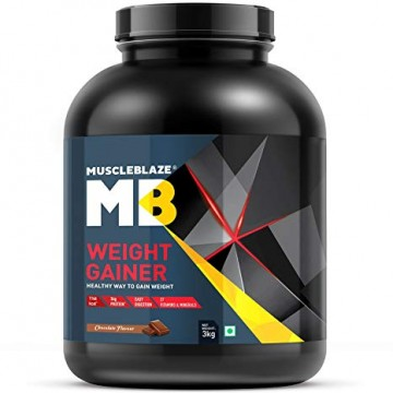 MuscleBlaze Weight Gainer - 3 kg