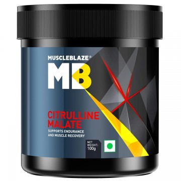 MuscleBlaze Citrulline Malate - 100 g