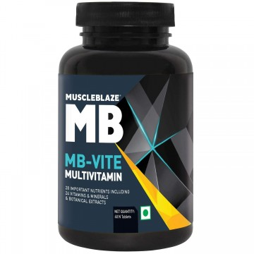 MuscleBlaze VITE Multivitamin - 60