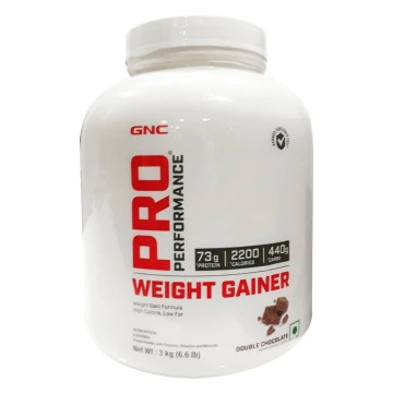 GNC PERFORMANCE WEIGHT GAINER 3KG