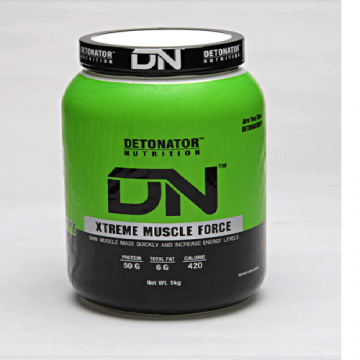 DETONATOR EXTREME MUSCLE FORCE 2LBS